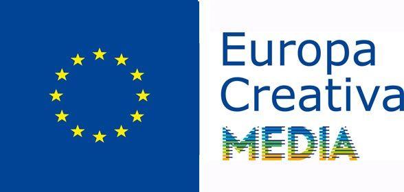Logotipo de Europa Creativa MEDIA