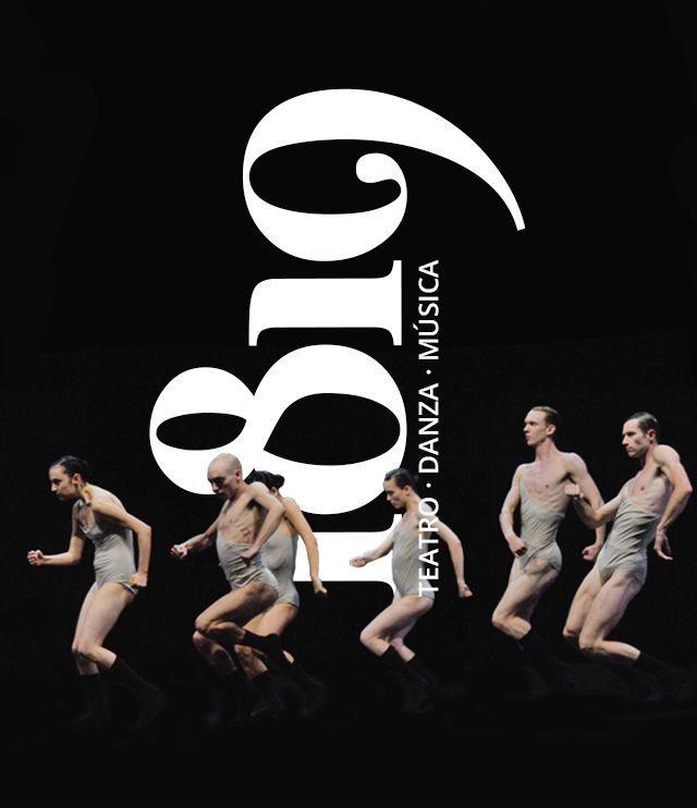 Cartel de la temporada 18-19 del Teatro Central