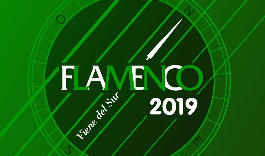 Imagen del cartel de la edición 2019 de Flamenco Viene del Sur