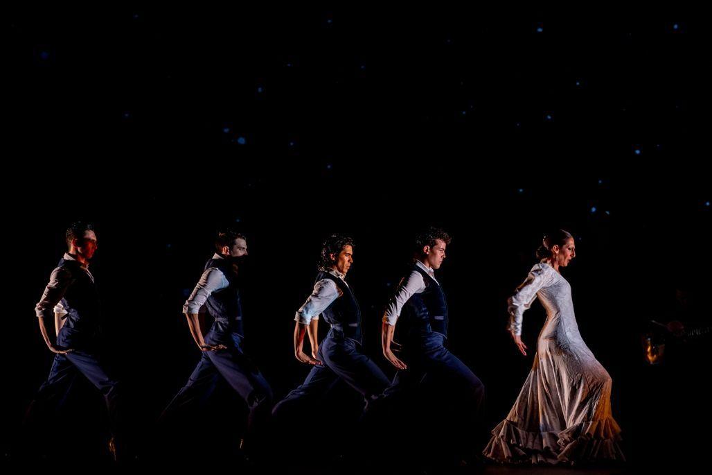 Espectáculo 'naturalmente flamenco' © Félix Vázquez