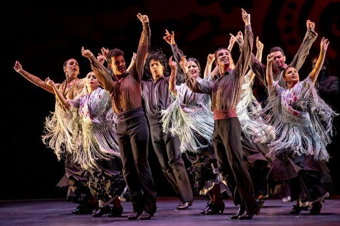 Espectáculo 'naturalmente flamenco'