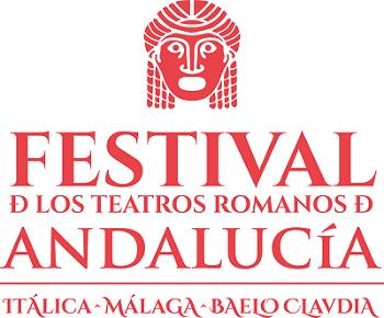 Logotipo del Festival de los Teatros Romanos de Andalucía