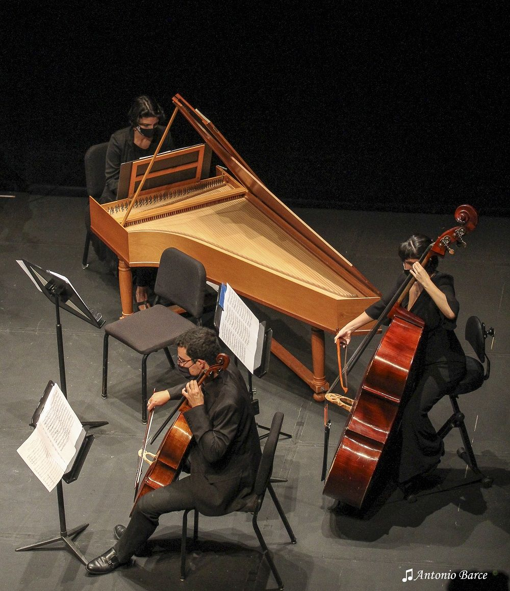 Orquesta Barroca de Cádiz © Antonio Barce
