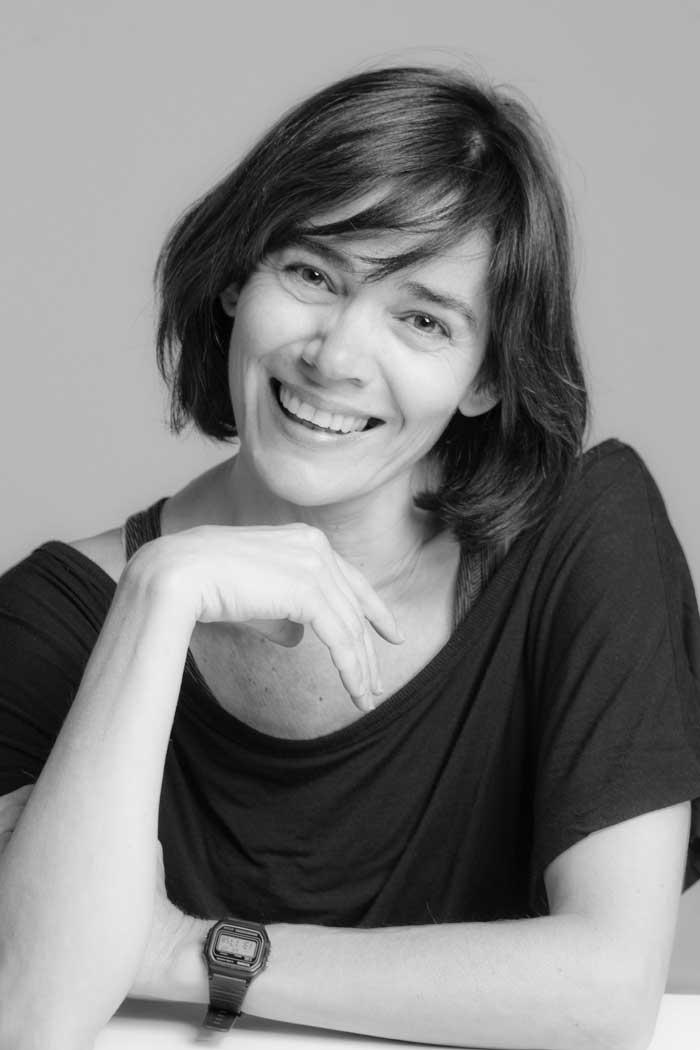 Isabel Vázquez (fotografía: Luis Castilla)