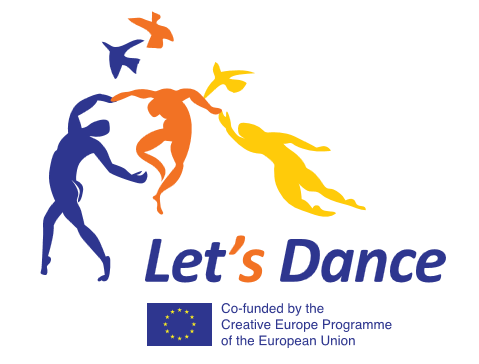 Logotipo de Let´s Dance
