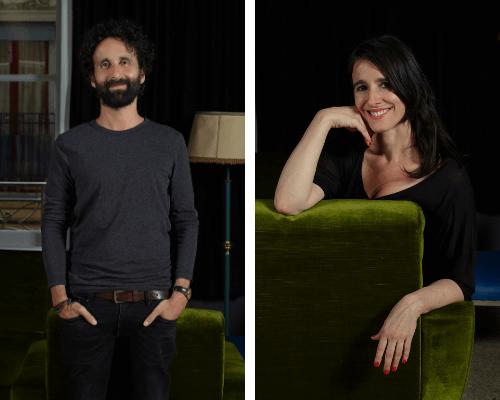 Pablo Remón y Fernanda Orazi (fotos: Vanessa Rabadi)