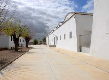 Centro Logístico del Patrimonio Cultural de Andalucía (© IAPH - Eugenio Fernández Ruiz)