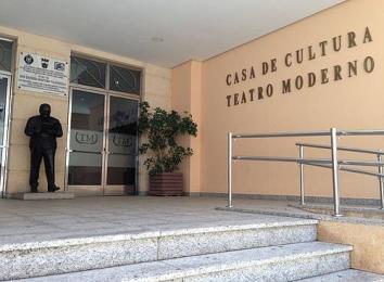 Teatro Moderno de Chiclana
