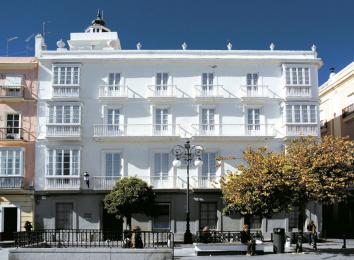 Fundación Cajasol sede Cádiz