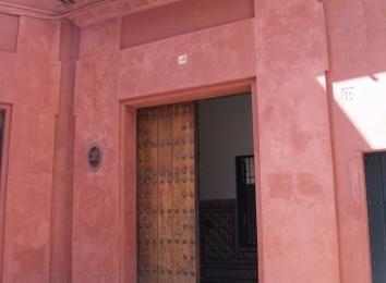 Facha de la sede del Instituto Andaluz de Flamenco
