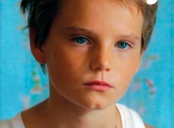 Cartel del largometraje 'Tomboy'