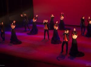Taller 'Luces y Sombras /Generaciones'. Pieza 'Añoranza', coreografía de Rubén Olmo (fotografía: Ro Menéndez)