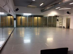 Aula de Danza española