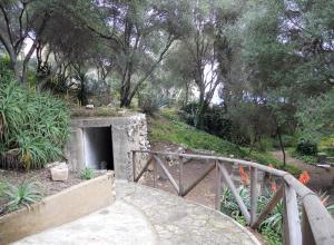 Enclave Arqueológico de Carteia. Búnker