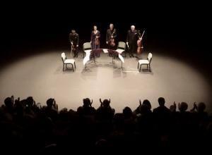 Cuarteto Diotima (Fotografía: María Marí-Pérez)