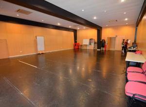 Sala de interpretación