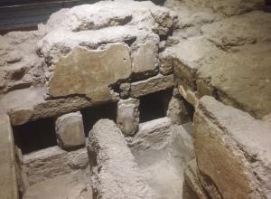 Enclave Arqueológico de Gades. Columbarios
