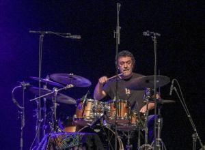 Trío Benavent, Di Geraldo, Pardo con Tomasito y Diego Carrasco © Antonio Barce