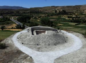 Necrópolis Ibérica de Tútugi