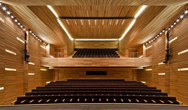 Teatro San Francisco (foto: Mediomundo Arquitectos)