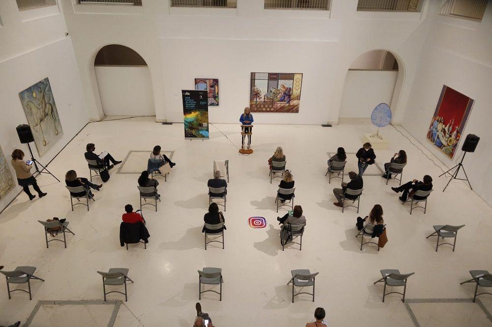 Acto de presentación de la XVIII Edición del Festival de Música Española de Cádiz 2020, Museo de Cádiz © Jesús Heredia