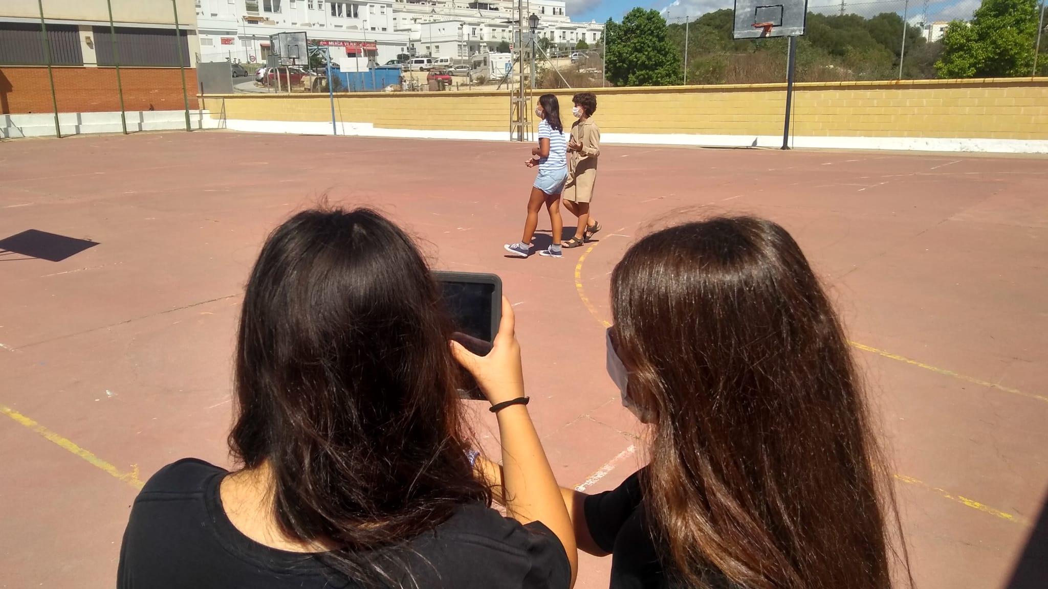 Taller Narrativa Audiovisual en el Festival Ahora es Corto