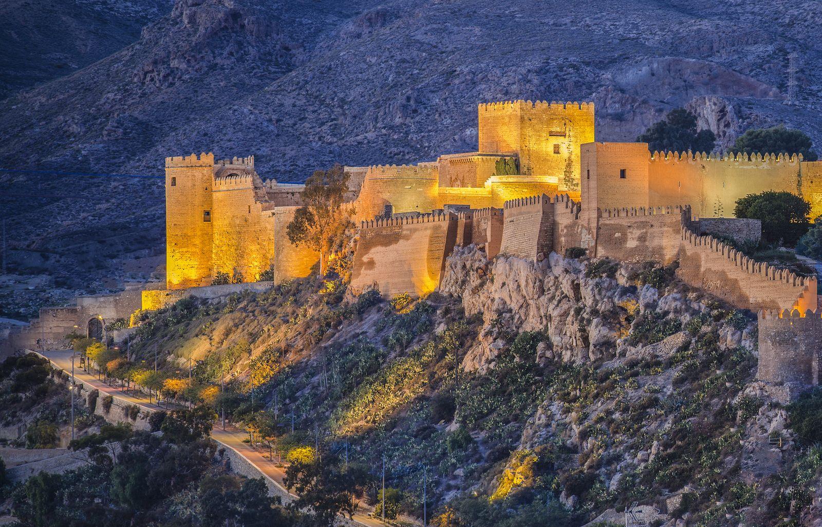 Visita virtual a la Alcazaba de Almería | Agenda Cultural de Andalucía
