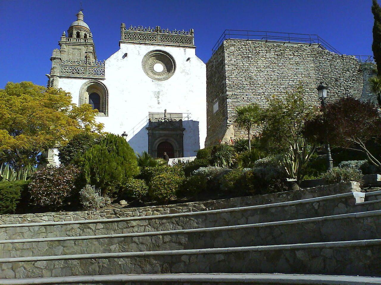 Iglesia de Santa María Coronada