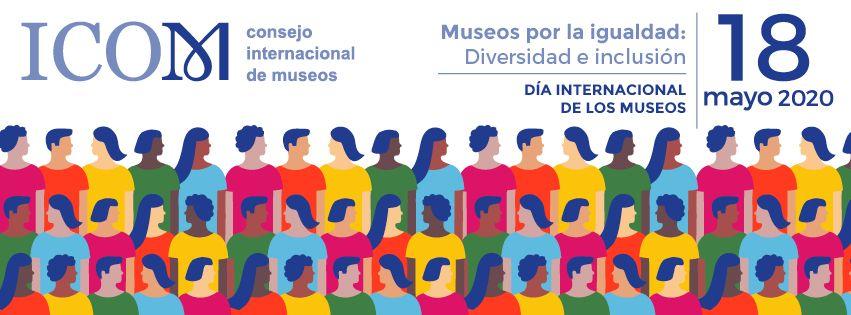 Banner Día Internacional de los Museos