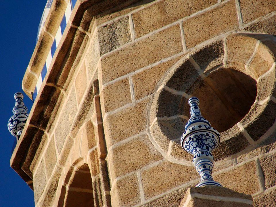 Rota, torre de la Merced. Foto © Delegación de Turismo del Ayto. de Rota