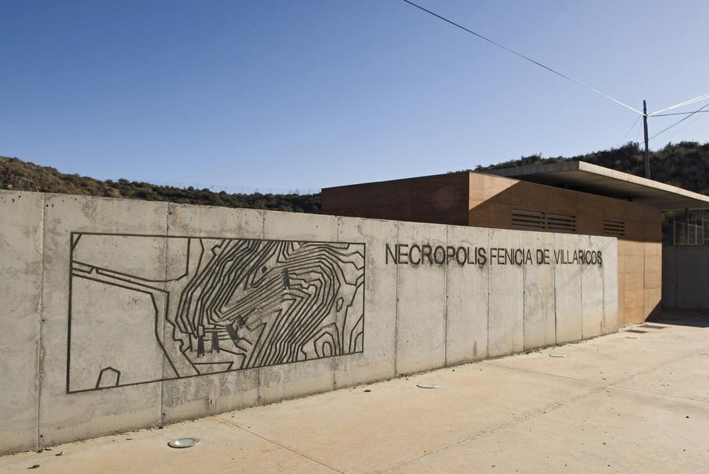 Enclave arqueológico de Villaricos. © Fondo IAPH