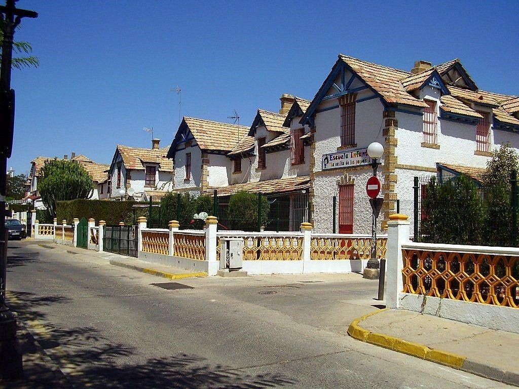Barrio reina Victoria, en Huelva