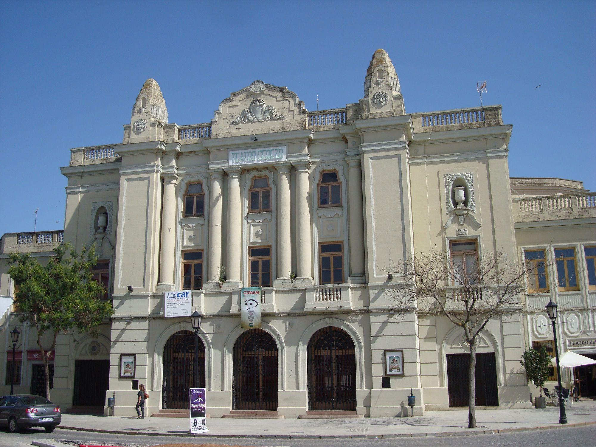 Teatro Cerezo, Carmona (Sevilla)