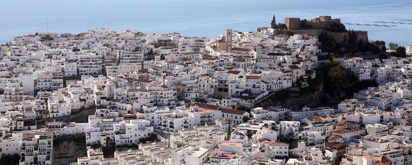 Salobreña. Foto: Turismo de Granada