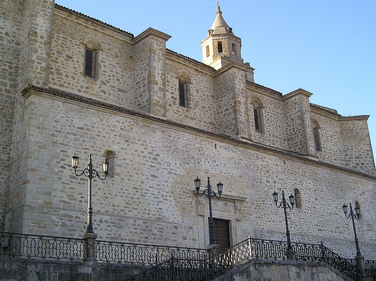 Villacarrillo. Lateral de Ntra. Sra. de la Asunción