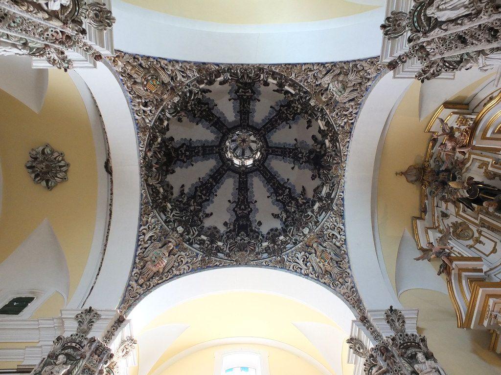 Cúpula del convento de San Agustín