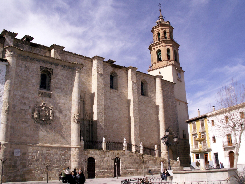 Baza, Concatedral