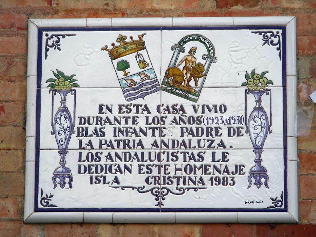 Azulejo en Casa en Isla Cristina