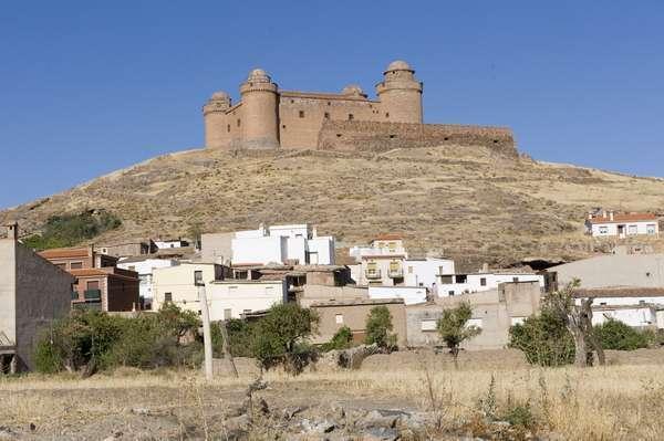 Castillo de la Calahorra. Foto: IAPH Autor: Juan Carlos Cazalla Montijano