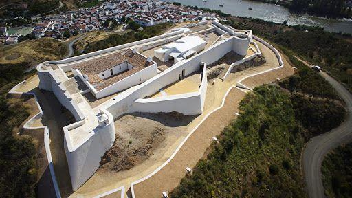 Castillo de Sanlúcar de Guadiana