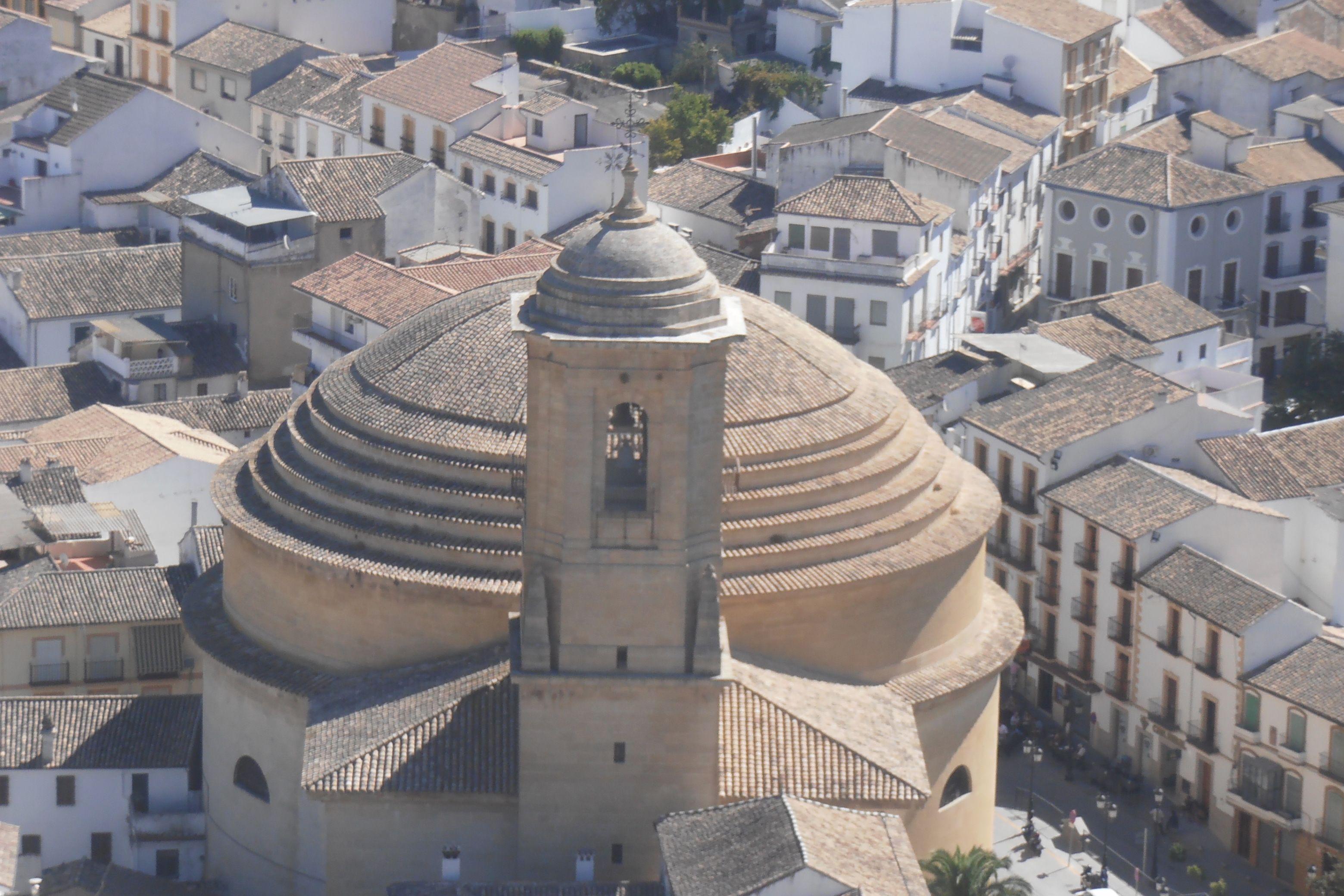 Iglesia de la Encarnación, en Montefrío