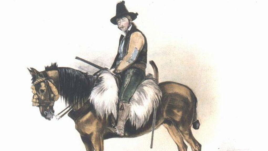 José María el Tempranillo, por Frederick Lewis