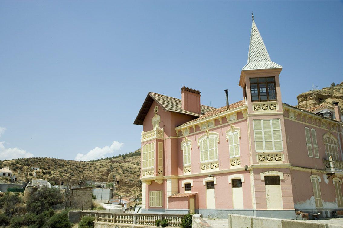 Palacio de Marchal. Foto: Patronato Provincial de Turismo Diputación de Granada