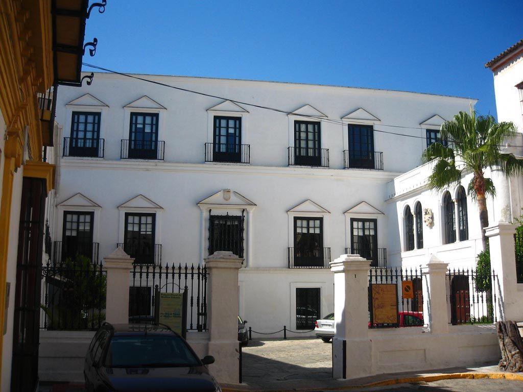 Palacio Ducal de Medina Sidonia