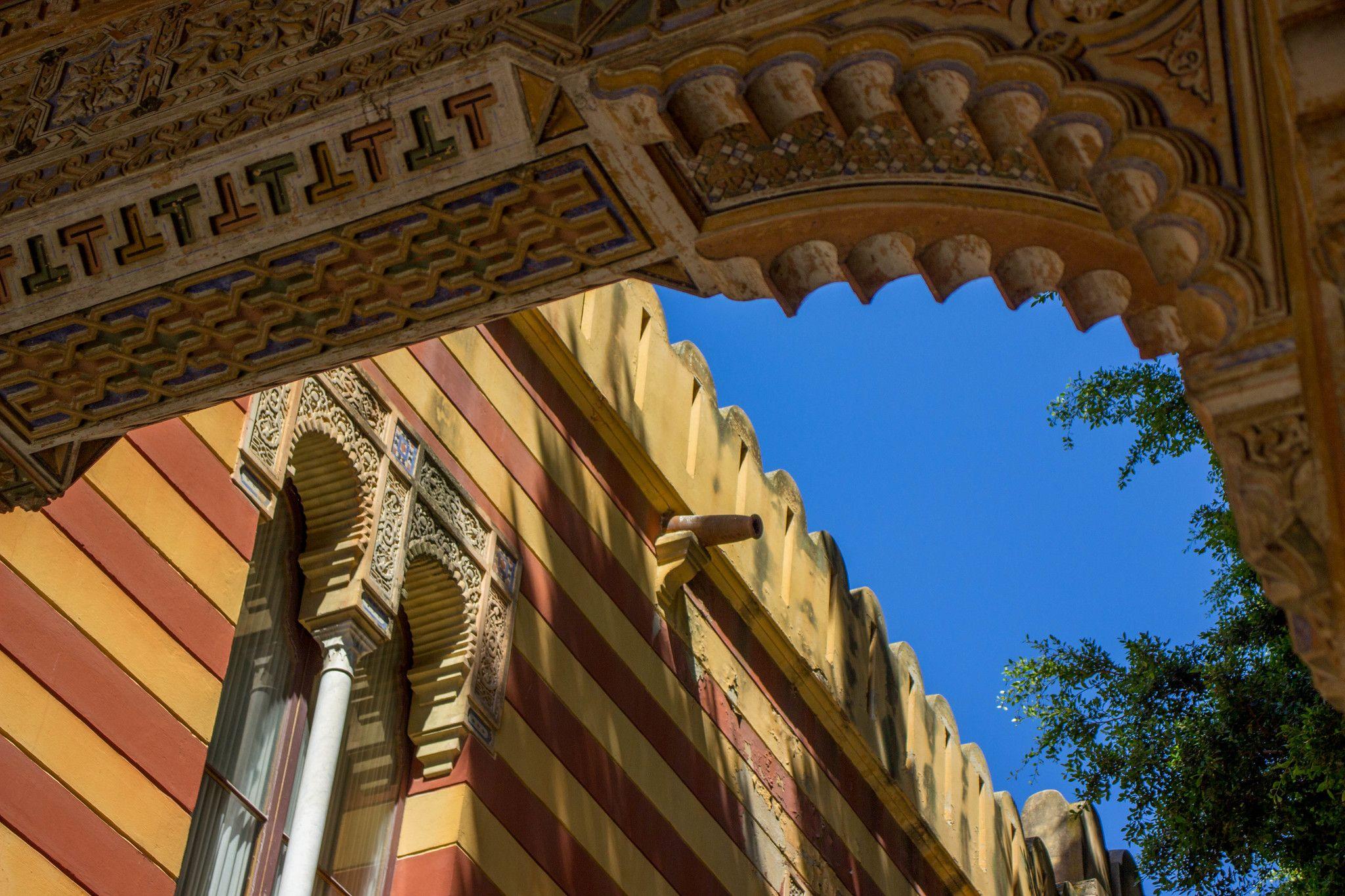 Palacio de los Orleans. De Eneko Bidegain, en flickr