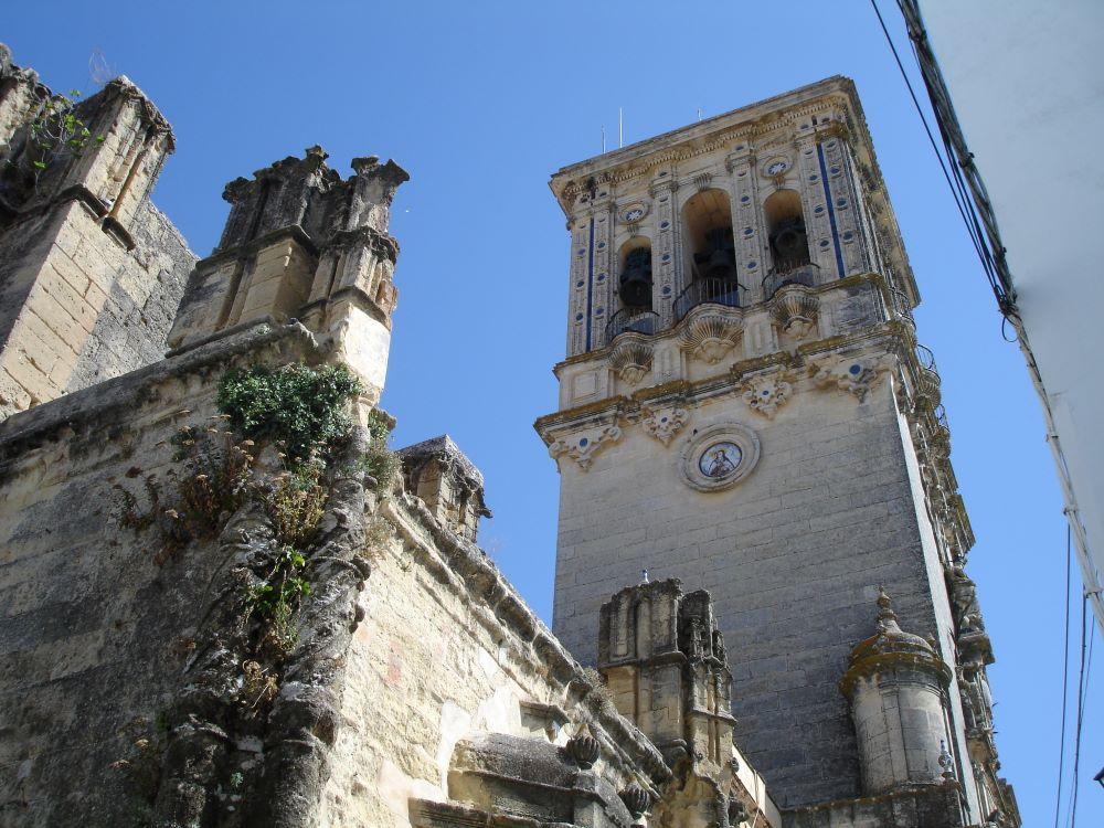 Basílica de Santa María de la Asunción. Autor: El Pantera