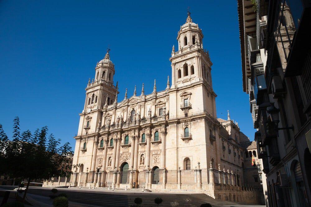 Foto de la Catedral de Jaén