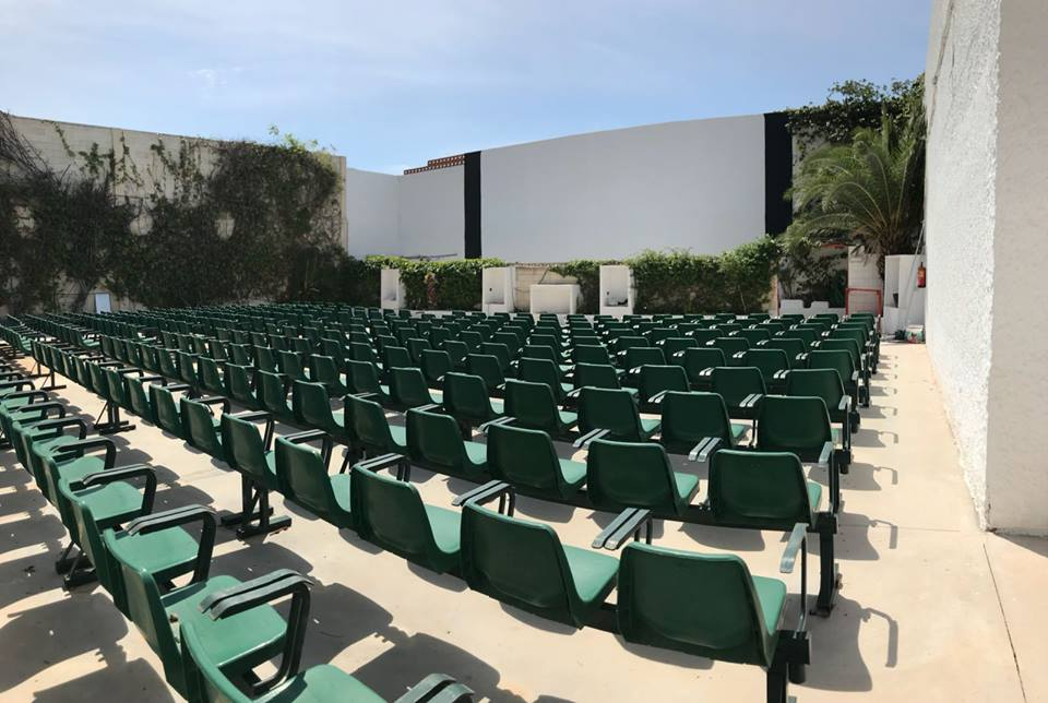 Cine de verano de Aguadulce
