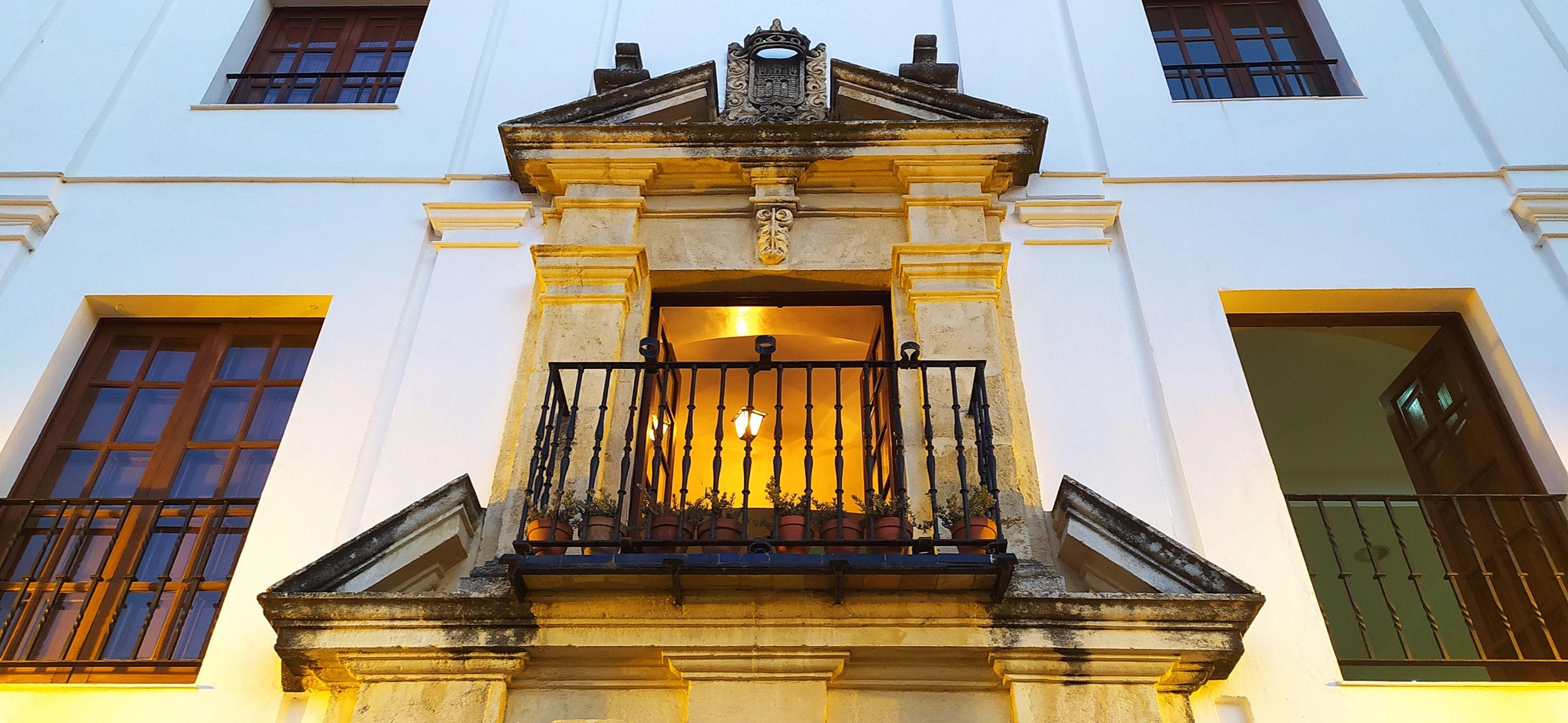 Fachada Ayuntamiento Arcos