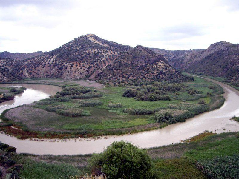 Meandro del Río Genil